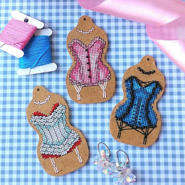Наборы для вышивки