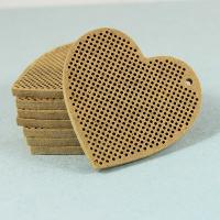 А007 сердце с петлей сбоку